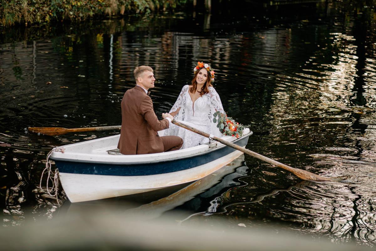 ślub i wesele Boho